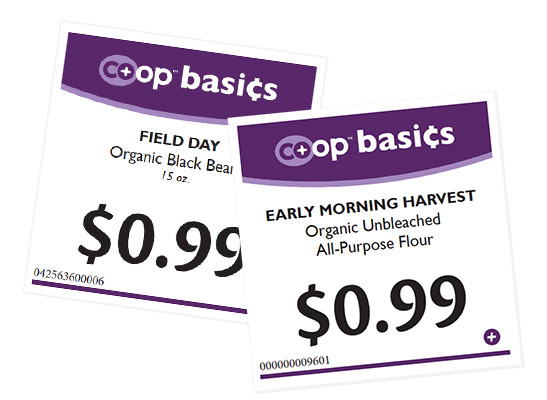 Co+op Basics Tags