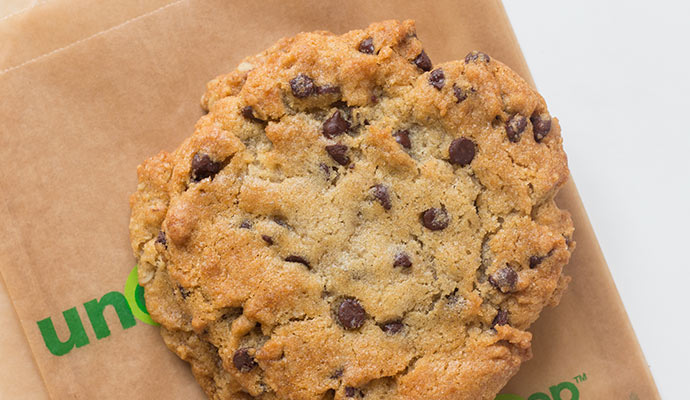 New Pi's House-made Vegan Cookie