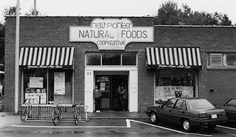 New Pioneer Food Co-op, 1980's