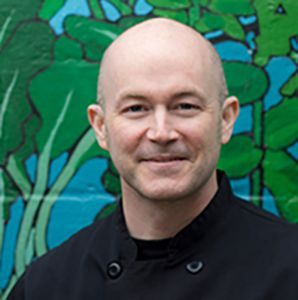 Tony Walsh, Chef and New Pi Prepared Foods Lead